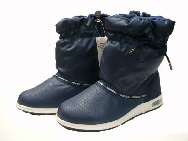 adidas warm comfort damen schuhe stiefel boots neo label blau gr 40 ebay. Black Bedroom Furniture Sets. Home Design Ideas